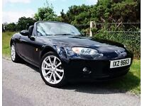MAZDA MX-5 2.0 Sport A/C Heated leather seats Bose Stereo MX5 Roadster cabriolet convertible LSD