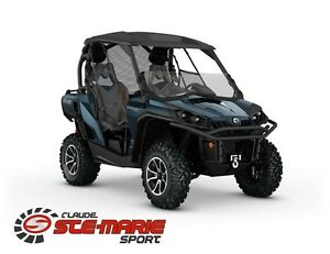 2017 can-am Commander 1000 Limited -