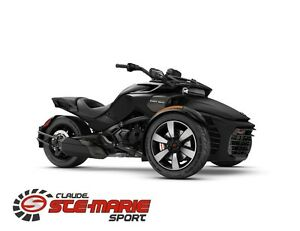 2017 Can-Am Spyder F3-S SM6 -
