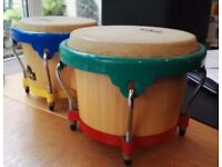 NINO Bongos - great Xmas gift for young musician