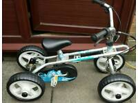 KIDS 4 WHEEL BIKE ↔ READ THE AD ↔ If reading this it will still be for sale