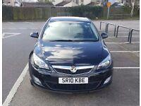 Vauxhall Astra 1.7 SRI 2010 (DIESEL) **VERY LOW Mileage**