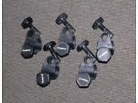 ROLAND MDH-7U rack clamps & L rods - lots available!