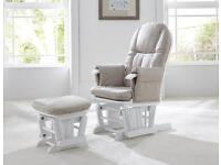 Tutti Bambini Deluxe Reclinable Chair (almost new, excellent quality, super useful for new Mums)