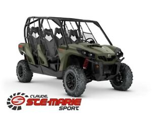 2018 Can-Am COMMANDER MAX DPS 800R