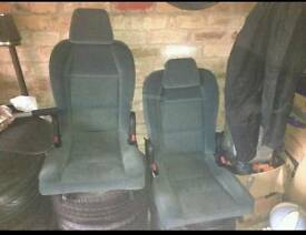 Peugeot 307 sw seats 3rd row