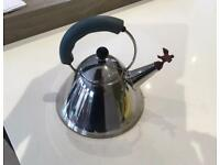 Alessi Bird Kettle 9091 designed by Michael Graves