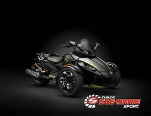 2016 can-am Spyder RS-S SE5 -