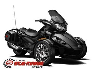 2015 can-am Spyder ST Limited -