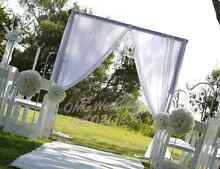 Complete Outdoor Wedding Ceremony Setup package HIRE Perth CBD Perth City Preview