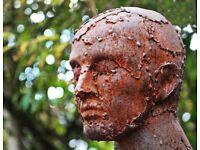 Sculpture student needed
