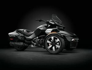 2016 can-am Spyder  F3 SM6 F3T w/Audio System / $70.88/week (120