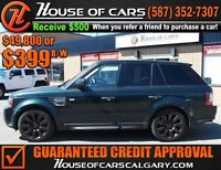 2011 Land Rover Range Rover Sport Supercharged WWW.HOUSEOFCARSCA