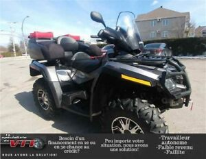 2012 Can-Am Outlander Max 800 Limited
