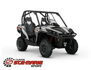 2017 Can-Am Commander 1000 XT ***DÉMO***