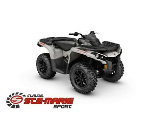 2017 can-am Outlander 650 DPS -