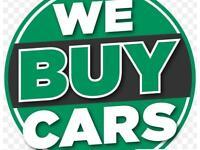We buy any car upto £1000