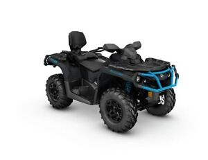 2016 can-am Outlander Max 850 XT