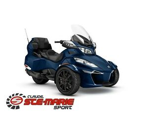 2017 can-am Spyder RT-S SE6 -