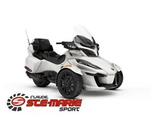 2018 Can-Am Spyder RT SE6 Limited