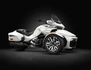 2016 can-am Spyder F3 Limited Edition SE6 / $78.98/week (120 mon
