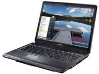 "17"" Toshiba Satellite L350 Laptop"
