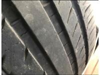 275/45/20 MICHELIN LATITUDE TYRE WITH 5.5mm+ TREAD. £45!!