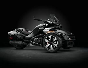 2016 can-am Spyder  F3 SM6 F3T w/Audio System  Save $2600!