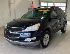 2009 Chevrolet Traverse LS//V6//7 passagers//régulateur de vitesses V6//7