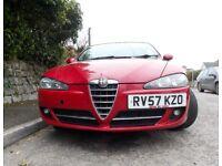 Alfa Romeo 2007 diesel 3 door. 1900 diesel. Excellent drive. Very clean.