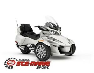 2018 Can-Am Spyder RT  Limited SE6 -
