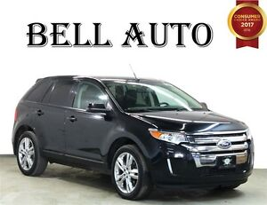 2012 Ford Edge SEL BACK UP CAMERA LEATHER PANORAMIC ROOF
