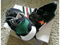 **** LIMITED EDITION MENS GUCCI NMD RUNNERS / SIZE UK 8 TRAINERS ****