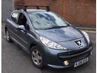 2008 Peugeot 207 1.4 sport not 206 307 clio megane golf astra fiesta focus ibiza leon fabia