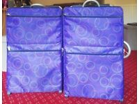 Suitcases good used condition