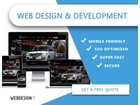 Professional & Affordable Web Development & Design Services based in London