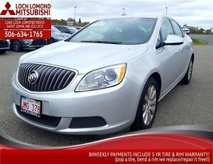 2014 Buick Verano only $140 b/w!