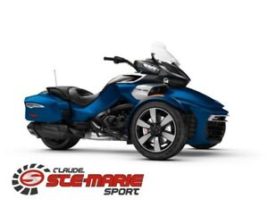 2018 Can-Am Spyder F3-T SE6 -