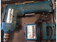 Makita Drill and cirular saw set