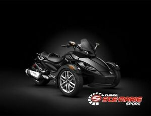 2016 can-am Spyder RS SM5 -