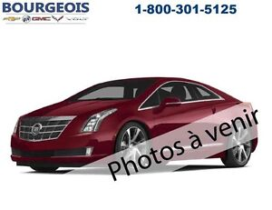 2014 Cadillac ELR Coupe ***ADAPTIVE CRUISE CONTROL, LUXURY PKG,