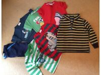 Boys Clothes Mini Boden Bundle 2-3