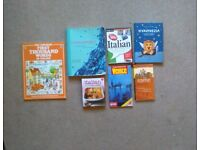 Italian bundle - language resources, maps and city guides, recipe book