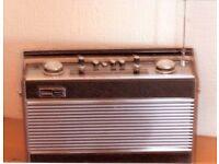ROBERTS PORTABLE RADIO R606-MB