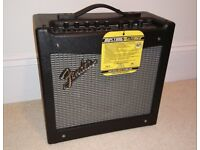 Fender Mustang I v2 Electric Guitar Amplifier, As New, Excellent Condition, 20 Watt