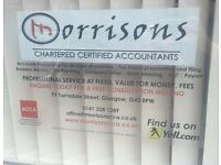New Accountant Needed? Professional, ACCA-registered firm offering value for money fees.