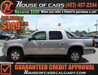 2008 Chevrolet Avalanche 1500 LT WWW.HOUSEOFCARSCALGARY.COM