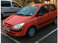 Hyundai Getz 1.0 gsi, 2008 plate! 1 OWNER FROM NEW, 200