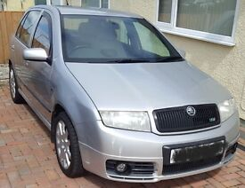 ***REDUCED*** Skoda Fabia VRS