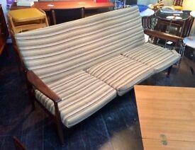 Manhattan Sofa by Guy Rogers. Retro Vintage Mid Century